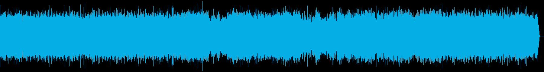 管弦楽組曲第一番 序曲の再生済みの波形