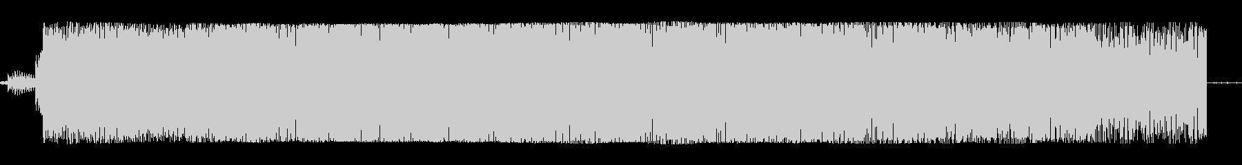 ギターメタルパワーコードpの未再生の波形