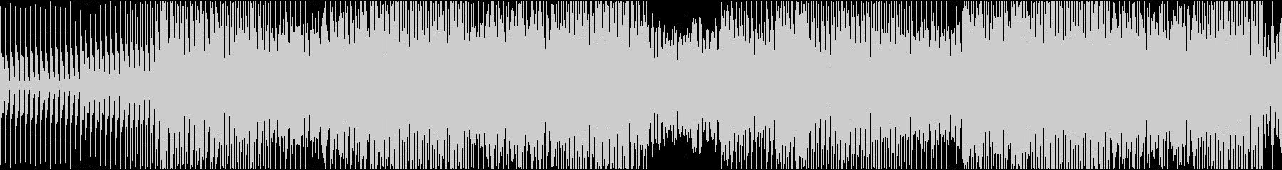 [ループ]ダンスミュージック5 2分の未再生の波形