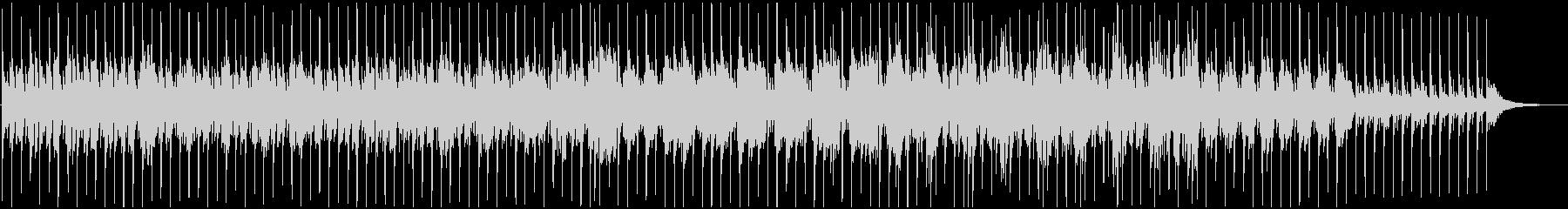 レトロなシンセPOPの未再生の波形