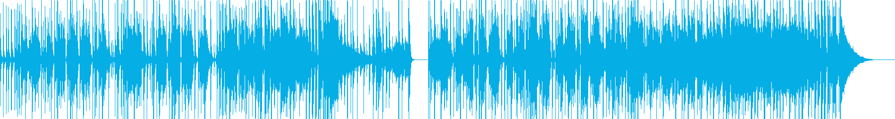 キラーグルーヴとジャングリーギター...の再生済みの波形