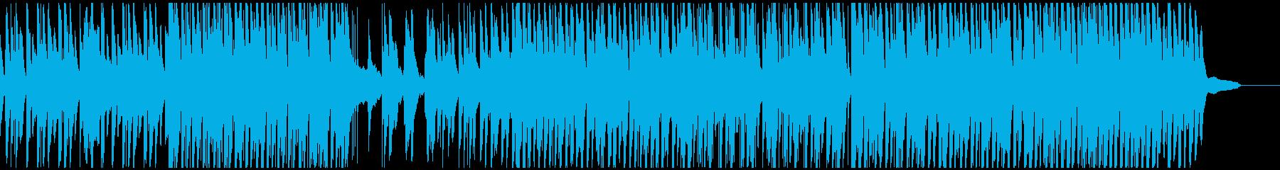 可愛くて少し切ない曲です。の再生済みの波形