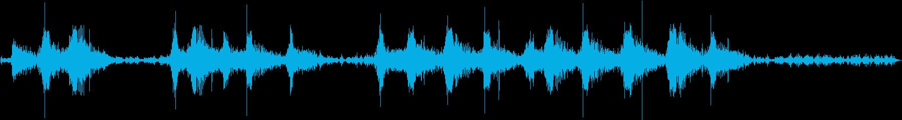 モンスタートラック:Ext:Sta...の再生済みの波形