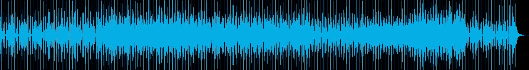中国語 ポップ C-POP レゲエ...の再生済みの波形