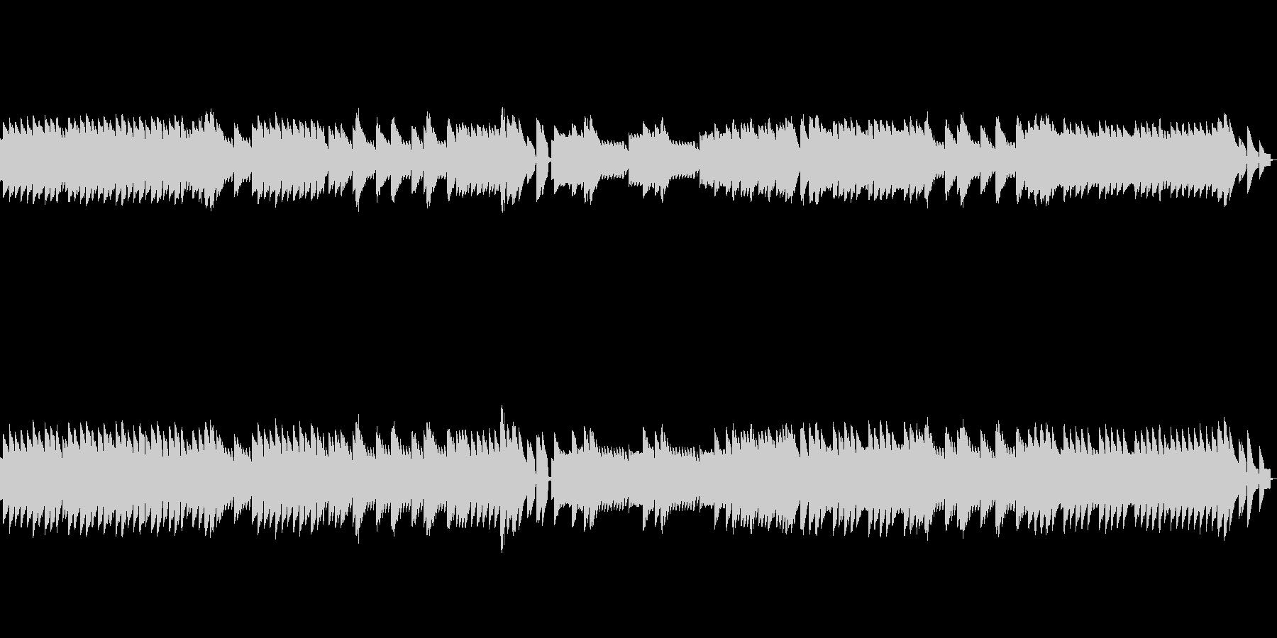 8bitクラシック-クーラント-の未再生の波形