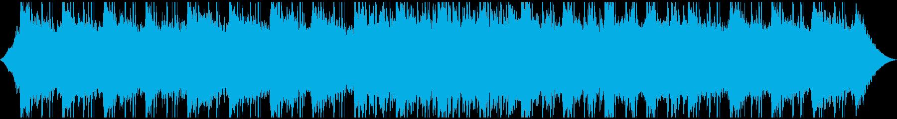 ポップ ロック アンビエント ほの...の再生済みの波形