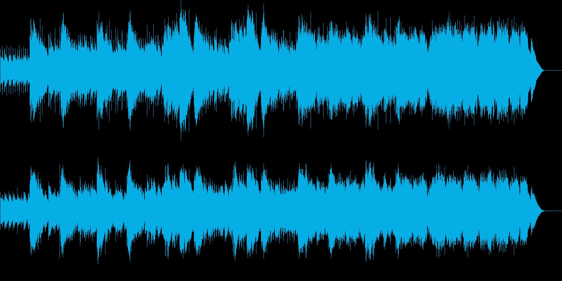 第6曲 中国の踊り(オルゴール)の再生済みの波形