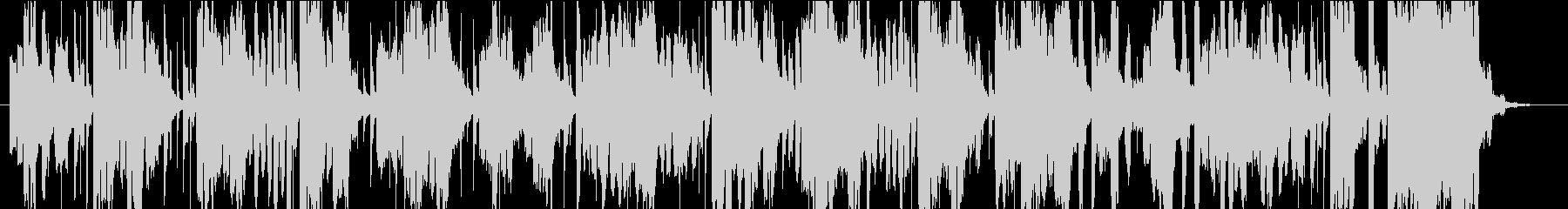 60秒CM ワクワクする事をコソコソと の未再生の波形