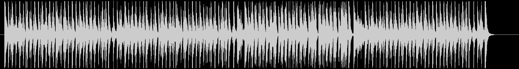 コミカル_Aの未再生の波形