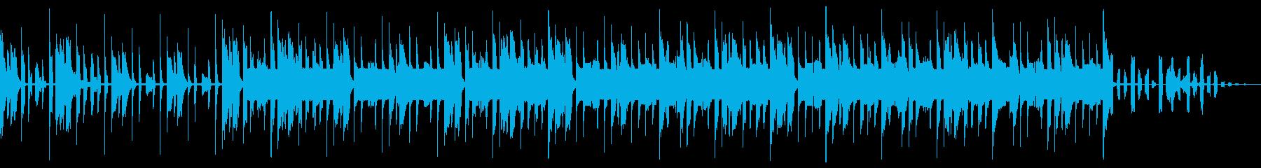 アーバンクールエレクトロニカの再生済みの波形
