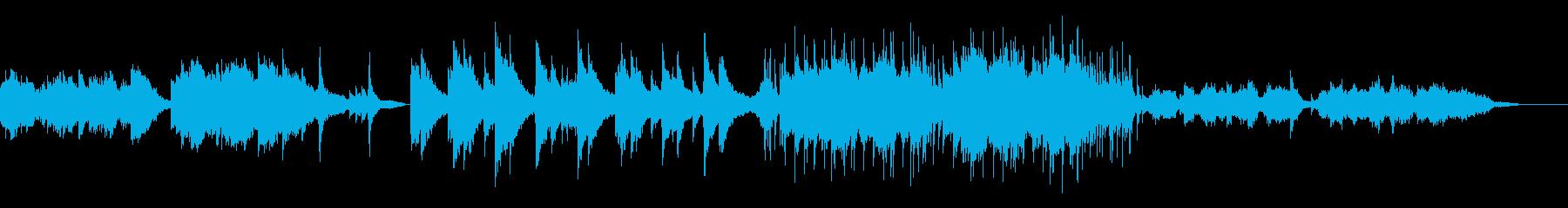 悲しい切ない回想曲(リメイク版)の再生済みの波形