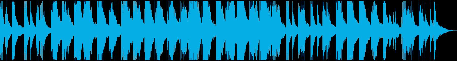透明感・静けさ ヒーリング系ピアノソロの再生済みの波形