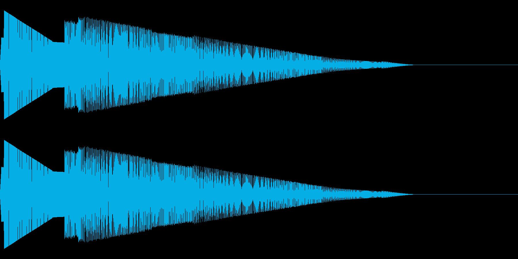 キュパパパ(宇宙ファミコン/ワープ/特殊の再生済みの波形