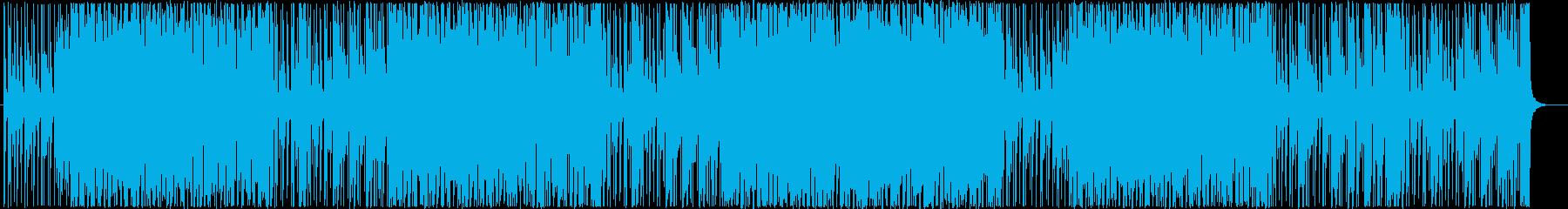 掛け声とクラップが印象的なギターロックの再生済みの波形