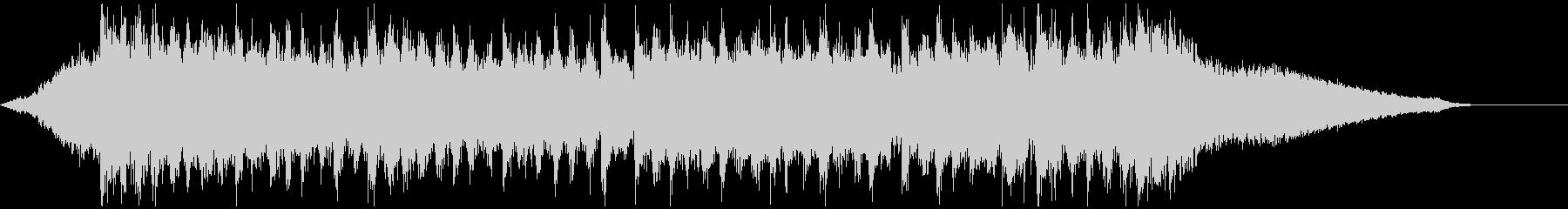 企業VP映像、168オーケストラ、爽快Sの未再生の波形