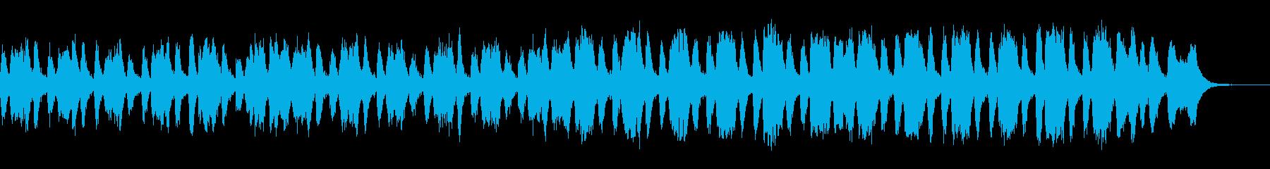 ハリウッド「逃げろ逃げろ」オーケストラの再生済みの波形