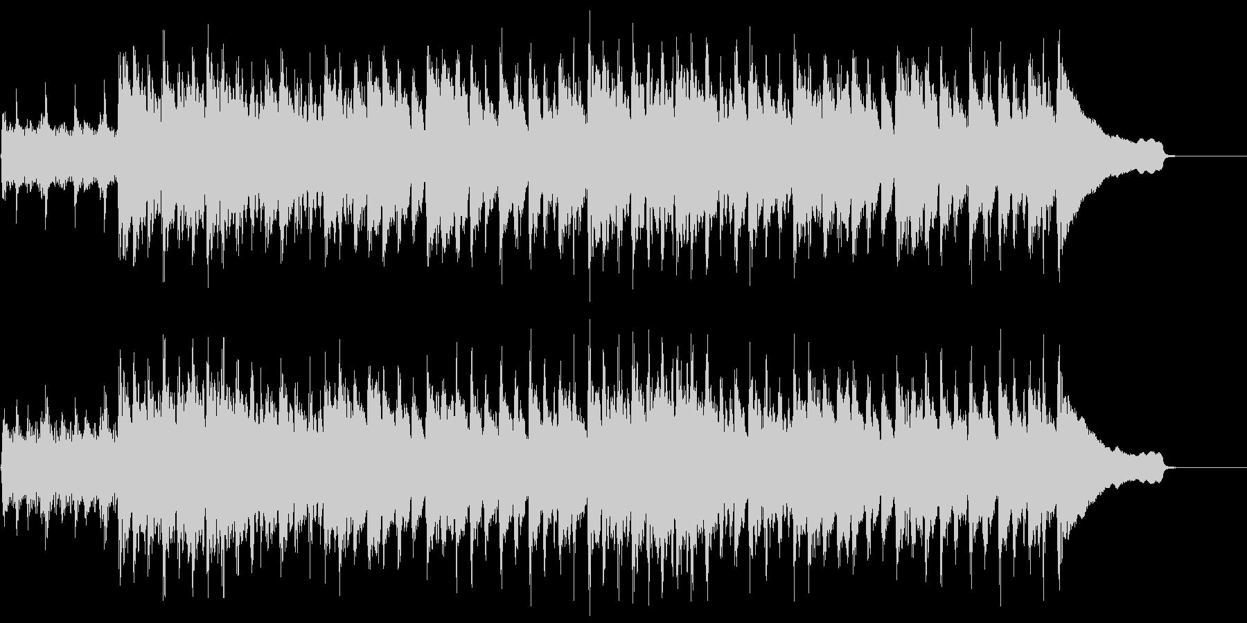 動画広告 30秒 ベル ギターB 楽しいの未再生の波形