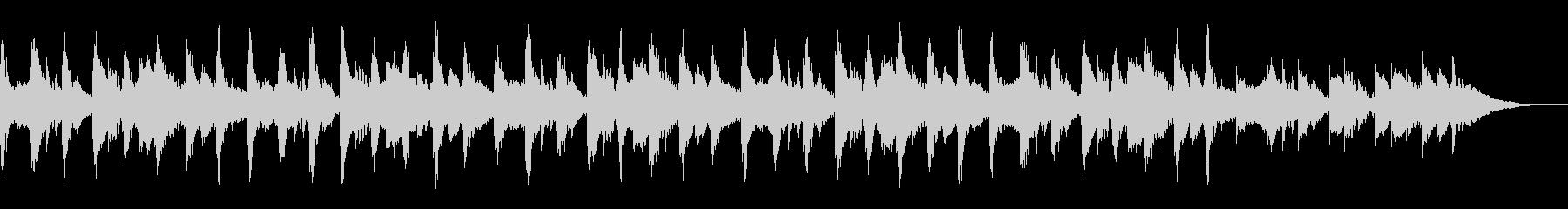 マリンバが鳴るクラシカルなアンビエントの未再生の波形
