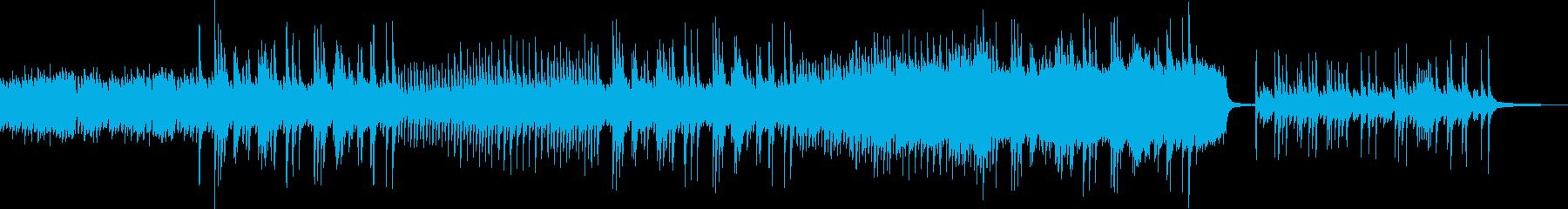 少々切ないピアノ&ストリングスの再生済みの波形