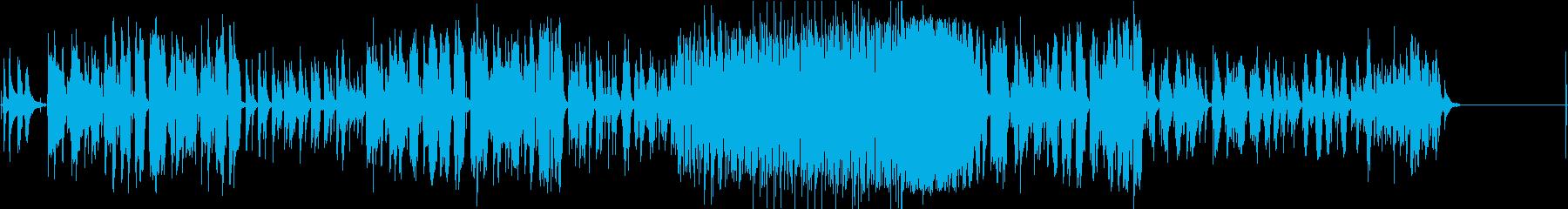 いつかの再生済みの波形