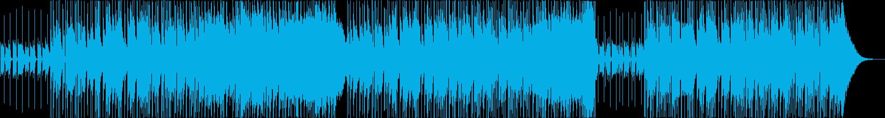 オルタナティブロックインストゥルメ...の再生済みの波形