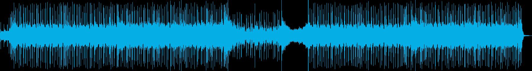 パンク 実験的 ロック ポストロッ...の再生済みの波形