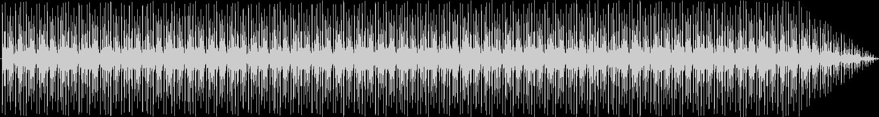 ループ。奇妙なメロディと繰り返しの...の未再生の波形