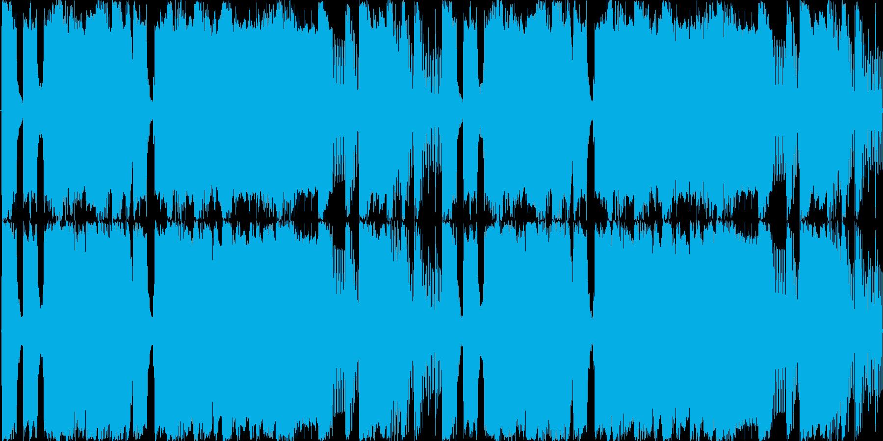 【ダンス/イベント/ダブステップ】の再生済みの波形