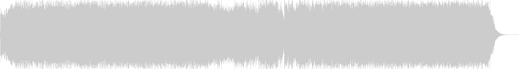 ダークファンタジーオーケストラ戦闘曲55の未再生の波形