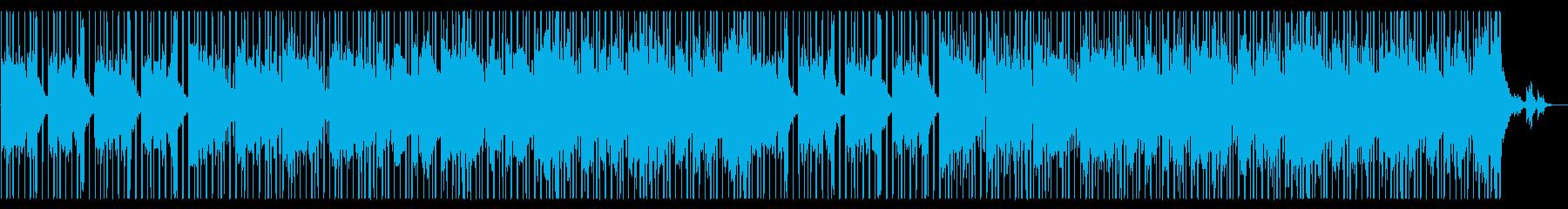 不気味/緊迫/テクノ_No546の再生済みの波形