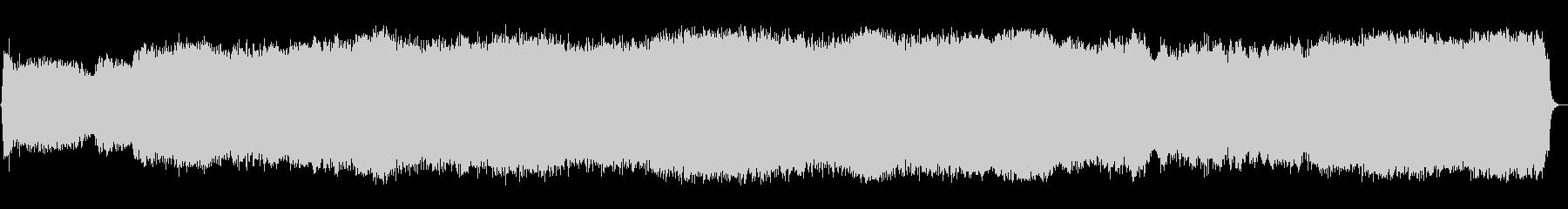 エアホース:動きのある長い圧力解放...の未再生の波形