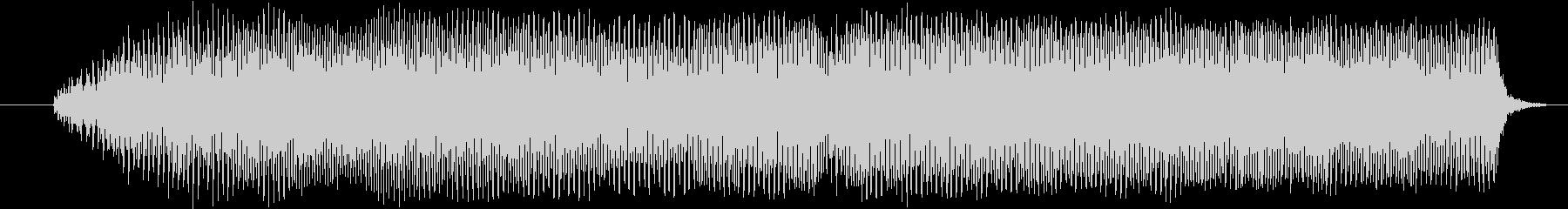 「あああああ」カルグラ発声の未再生の波形