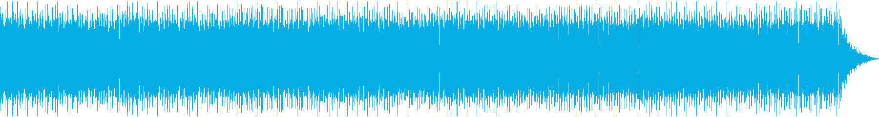 ノスタルジックなケルト音楽の再生済みの波形
