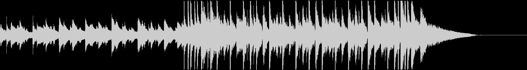 ウクレレを使用した日常的で可愛い曲です。の未再生の波形