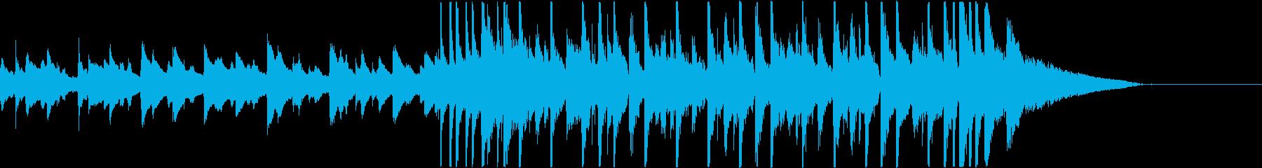 ウクレレを使用した日常的で可愛い曲です。の再生済みの波形