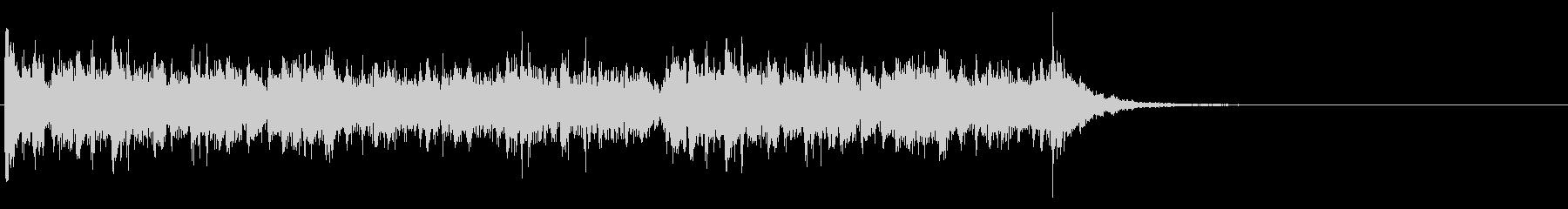 ドラムロール・スネアロール(長い)の未再生の波形