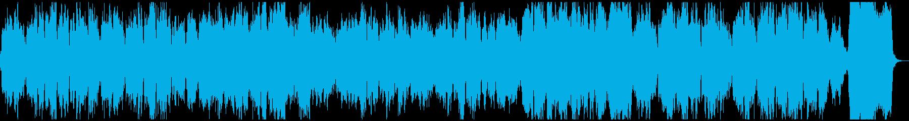 オーケストラ/ほのぼの/始まり/RPG風の再生済みの波形