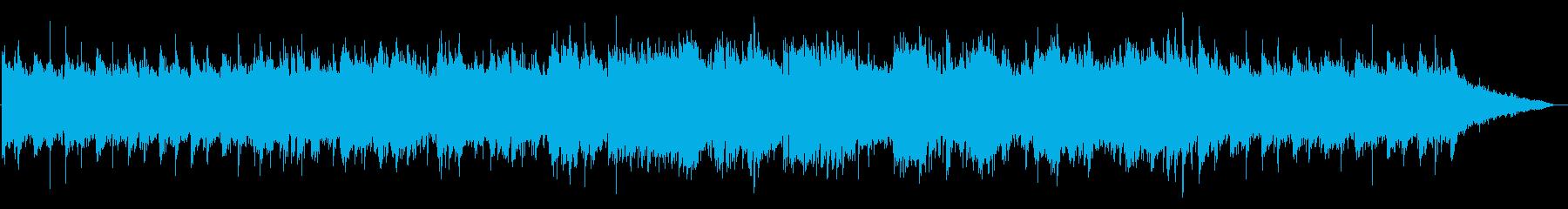 ★とろける★癒し・リラックスヒーリング系の再生済みの波形