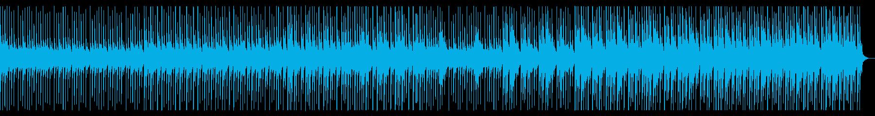 ほのぼの/不思議の国_No675_1の再生済みの波形