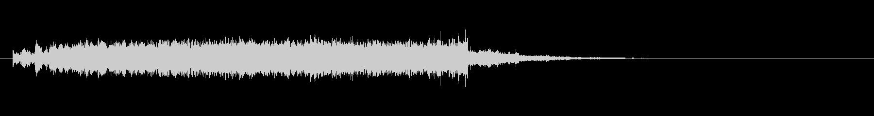 企業_エレクトロニック_ME_SE_5の未再生の波形