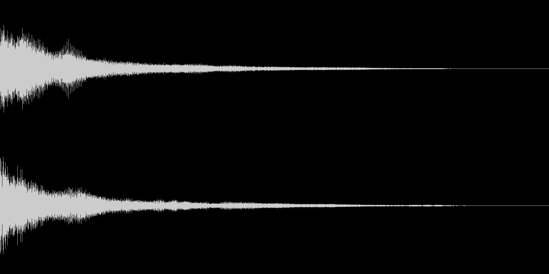 カジノ ペイカウント獲得音またはポイントの未再生の波形