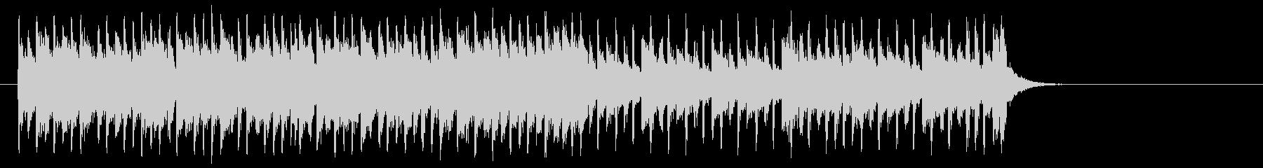 楽しいR&R/ポップ(サビ~イントロ…)の未再生の波形
