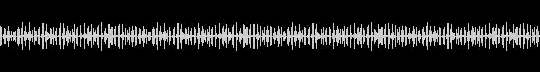 Vtuberの配信 雑談向けBGM(7)の未再生の波形