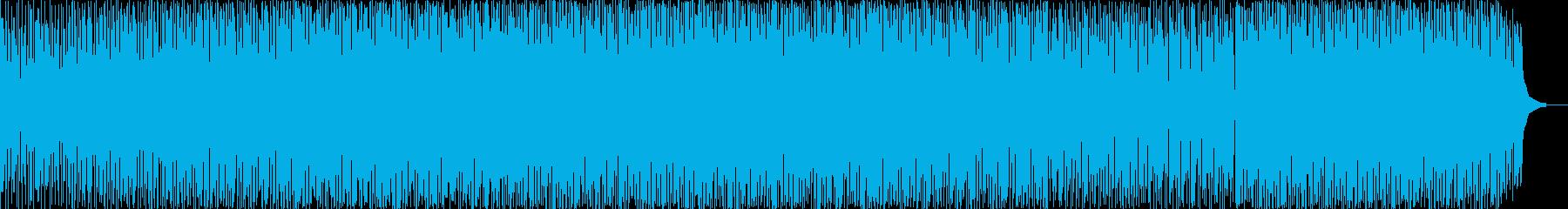 サンバファーストフェスティバル、ブ...の再生済みの波形