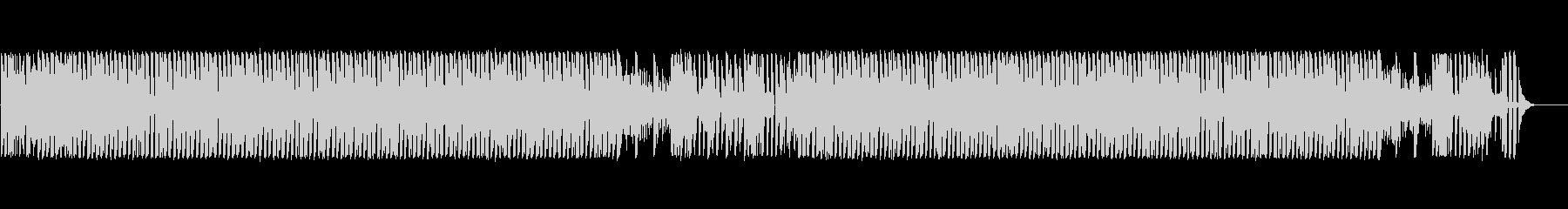 あたふた・パニック表現に最適なポップスの未再生の波形