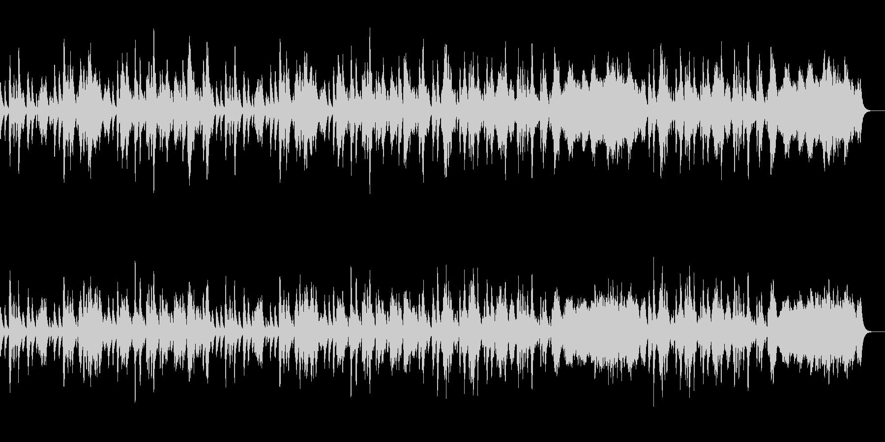 ゴルトベルク変奏曲のオルゴールFullの未再生の波形