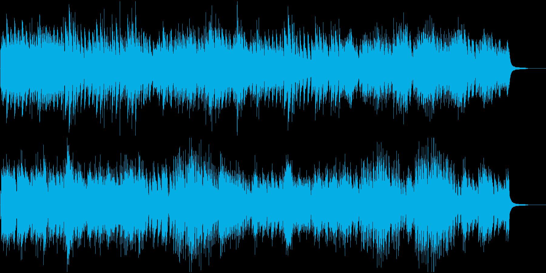 CMや映像に 美しくしっとりピアノソロの再生済みの波形