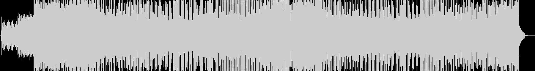 「HR/HM」「DARK」BGM151の未再生の波形