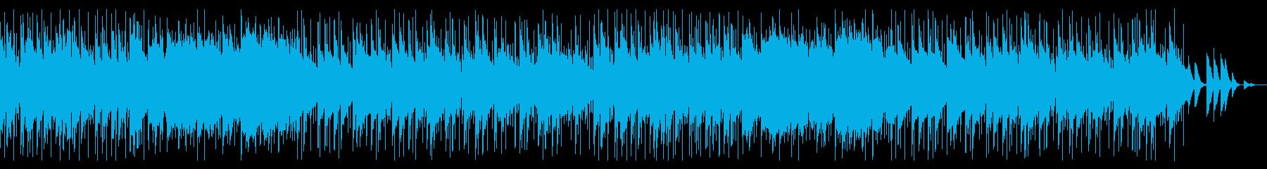 カワイイ系ポップ/行進したい/ゆったりの再生済みの波形