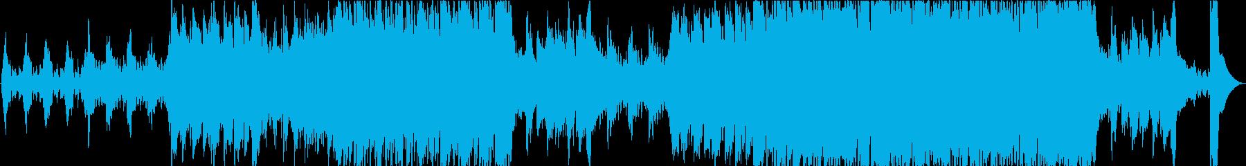 ビデオゲームや映画に対する中世の趣...の再生済みの波形